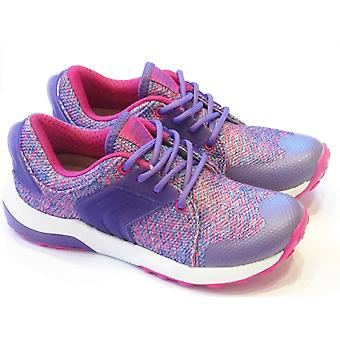 Geox LACE UP KNITTED STYLE