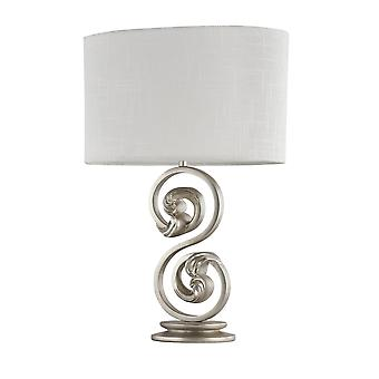 Maytoni belysning Lantana House Collection bordslampa, Pearl guld