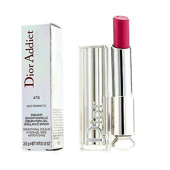 Christian Dior Dior Addict Hydra Gel Core Mirror Shine Lipstick - #476 Neo Romantic - 3.5g/0.12oz