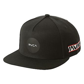RVCA Bruce Irons Snapback Cap - Black