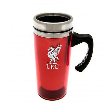 Liverpool Aluminium Travel Mug