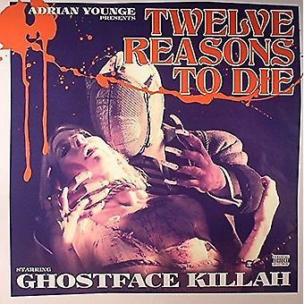 Ghostface Killah - tolv årsager til dø [CD] USA import