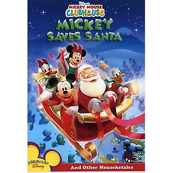 Mickey Mouse Clubhouse - Mickey Mouse Clubhouse: Mickey spart Santa und andere Mouseketales [DVD] USA import