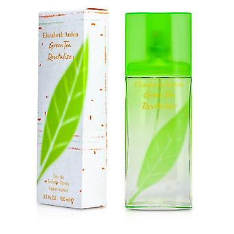 Elizabeth Arden Green Tea revitalisere Eau De Toilette Spray 100ml/3,3 oz
