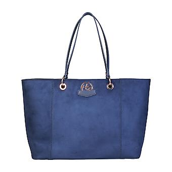 Blu Byblos Women Shopping bags Blue