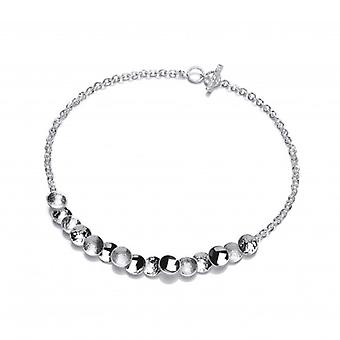 Cavendish French Silver Mix Satellite Necklace