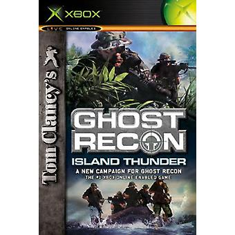 Ghost Recon Island Thunder (Xbox) - Factory Sealed
