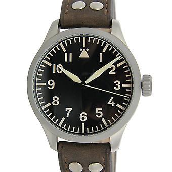 مشاهدة رجالي أرسطو ساعة اليد المراقب التلقائي من الفولاذ المقاوم للصدأ 3H143A