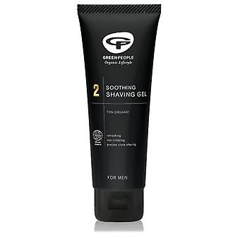 Green People Shaving gel 100 ml (Hygiene and health , Shaving , Shaving Products)