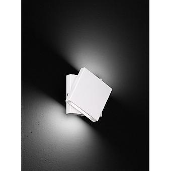 الثلاثي الإضاءة الحديثة روتاريو المعدن الأبيض الجدار مصباح