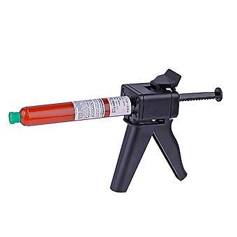 UV Gun LOCA vloeibare optische duidelijk zelfklevende lijmpistool