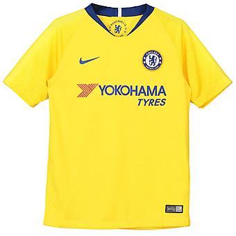 2018-2019 Chelsea Away Nike Football Shirt (Kids)