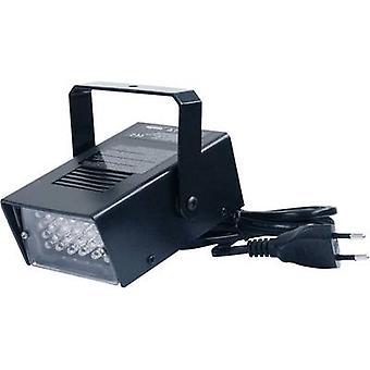 Eurolite LED strobe No. of LEDs:24 White