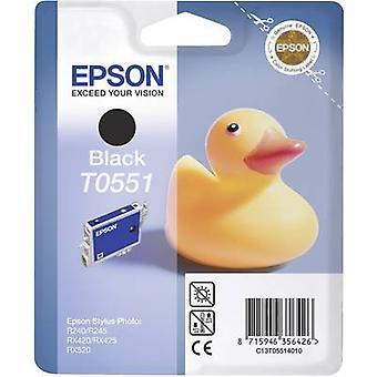 Epson Ink T0551 Original Black C13T05514010