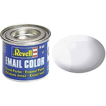 Enamel paint Revell Black (matt) 08 Can 14 ml