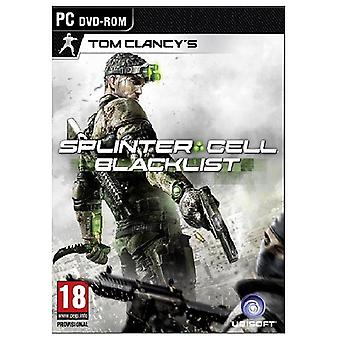 Tom Clancys Splinter Cell Blacklist PC Game