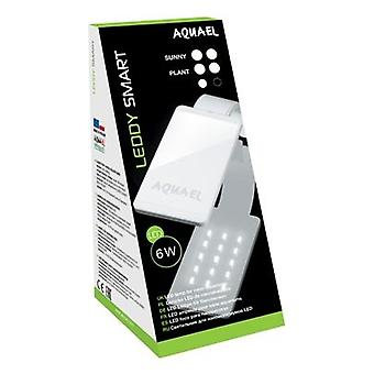 Aquael Pantalla Leddy Smart  Plant 8000 K 6 W (Fish , Lighting , LED)