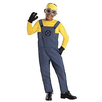 Minion Dave kostyme satt barn kostyme original