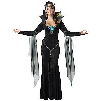 Böse Hexe böse Zauberin Märchen Buch Womens Hexenkostüm