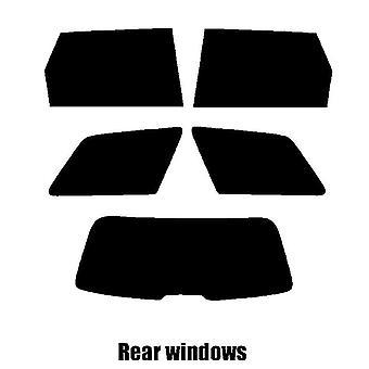 Pre cut window tint - Audi A6 Estate - 1999 to 2004 - Rear windows