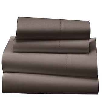 1000 Tc-100% Egyptian Cotton Bed Sheet Set-taupe