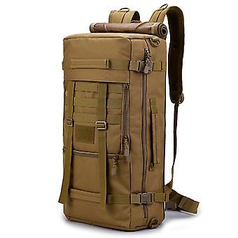 Ryggsäcken i olivgrön, 55x30x19 cm KXXSYLZ