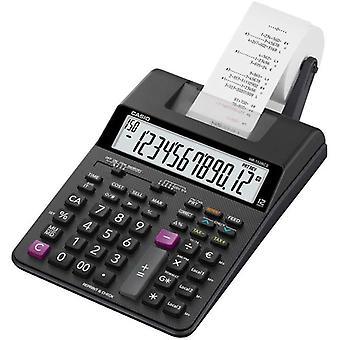 كاسيو 12 رقم الطباعة آلة حاسبة (النموذج رقم. HR150RCE-WA)