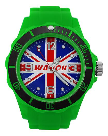 Waooh - Montre FC38 Great Britain