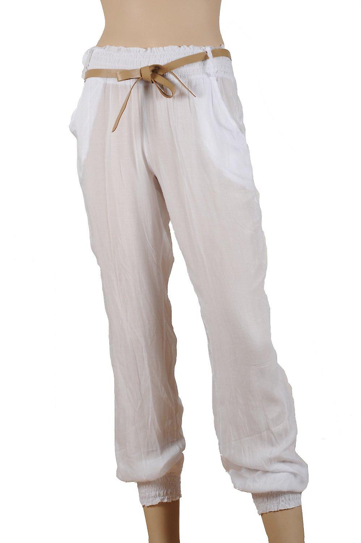 Waooh - Fashion - 100% Cotton Trousers Venice