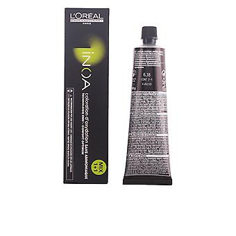 L'oreal Expert Professionnel Inoa Mochas Sin Amoniaco 6.18 60gr Unisex New