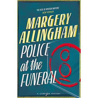 Police at the Funeral by Margery Allingham - 9780099507345 Book
