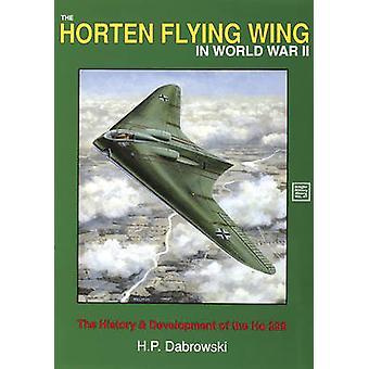 O Horten voando de asa na segunda guerra mundial - a história e o desenvolvimento