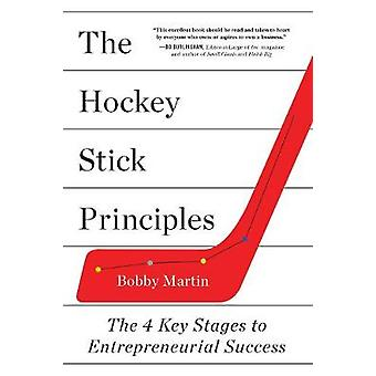The Hockey Stick Principles - The 4 Key Stages to Entrepreneurial Succ