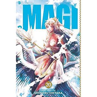 Magi - das Labyrinth der Magic - Band 20 von Shinobu Ohtaka - Shinobu O