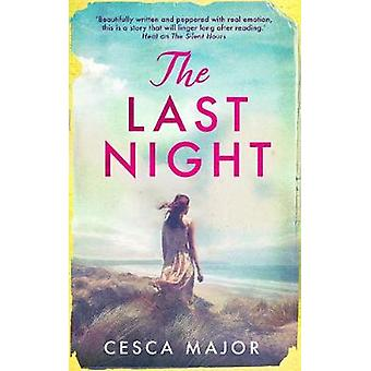 The Last Night by Cesca Major - 9781782395737 Book