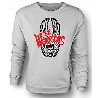Mens Sweatshirt kultfilmen krigere - Logo-
