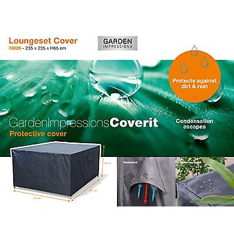 Garden Impressions Coverit loungeset hoes 235x235xH65