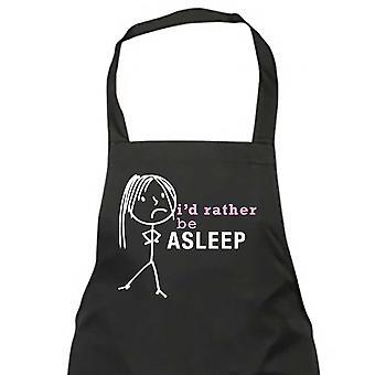 السيدات سأكون نائماً المئزر