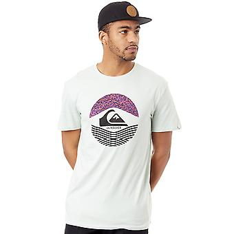 Quiksilver Sky Grey Stomped On T-Shirt
