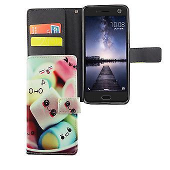 Sachet de cas téléphone mobile de la lame mobile de ZTE V8 lettrage guimauve