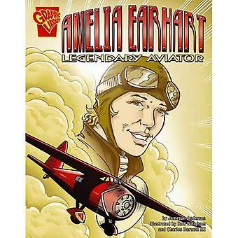 Amelia Earhart: Legendariske Aviator