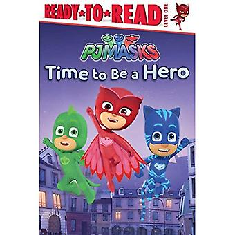 Tid att vara en hjälte (Pj masker)