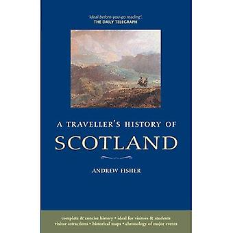 A Traveller's History of Scotland (Travellers Histories)