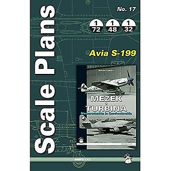 Scale Plans Avia S-199 (Scale Models)