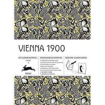 Vienna 1900: Gift & Creative Paper Book Vol. 74