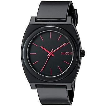 Nixon kwarcowy zegarek Unisex z tworzyw sztucznych pasek