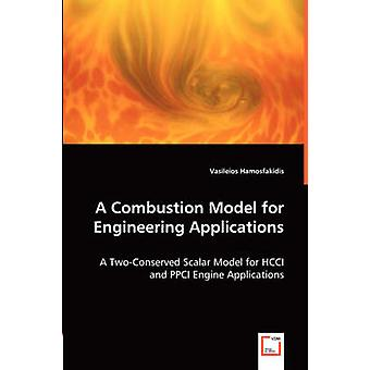 A Combustion Model for Engineering Applications by Hamosfakidis & Vasileios