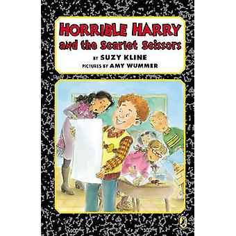 Horrible Harry and the Scarlet Scissors by Suzy Kline - Amy Wummer -