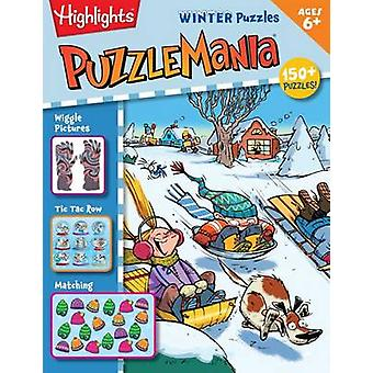 Winter Puzzles by Highlights for Children - 9781629792668 Book