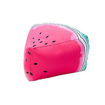 Hippo® Fun Fruits Printed ' Watermelon ' Design Water Resistant Bean Bag Stool Seat